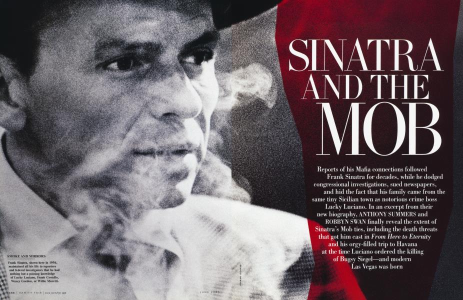 SINATRA AND THE MOB