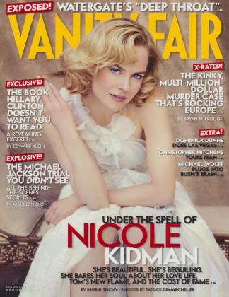 July 2005 | Vanity Fair