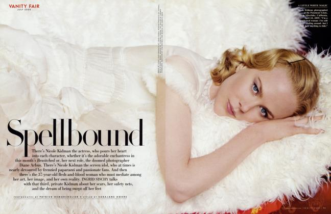 Article Preview: Spellbound, July 2005 | Vanity Fair