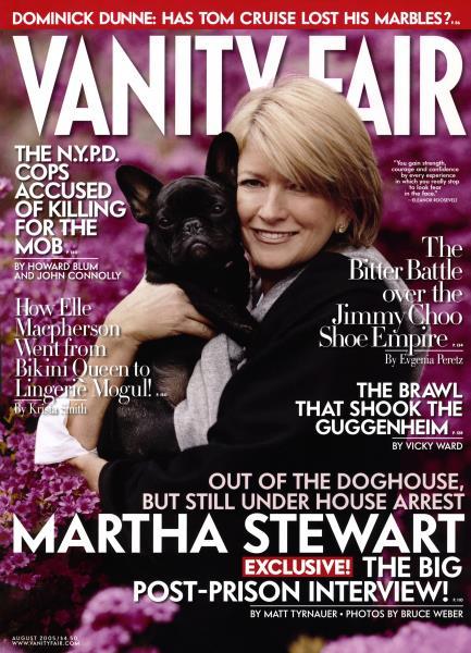 Issue: - August 2005 | Vanity Fair