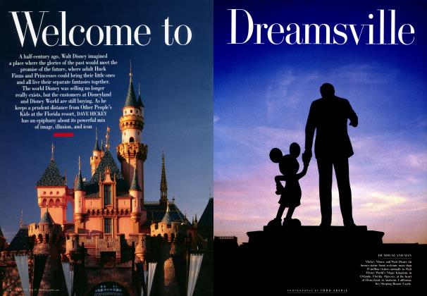 Article Preview: Welcome to Dreamsville, August 2005 2005 | Vanity Fair