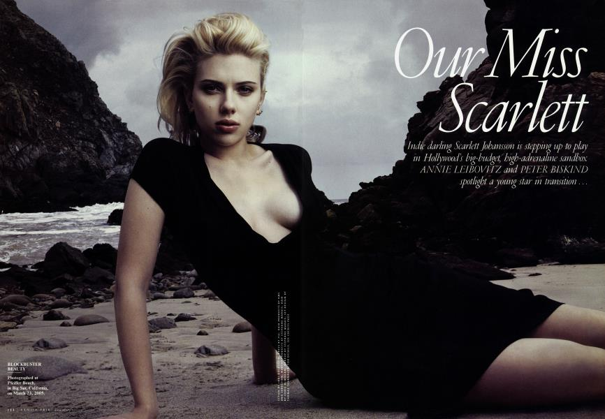 Our Miss Scarlett