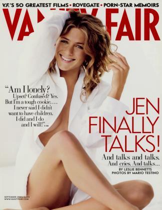 September 2005 | Vanity Fair