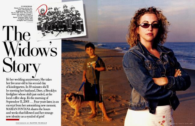 Article Preview: The Widow's Story, September 2005 2005 | Vanity Fair