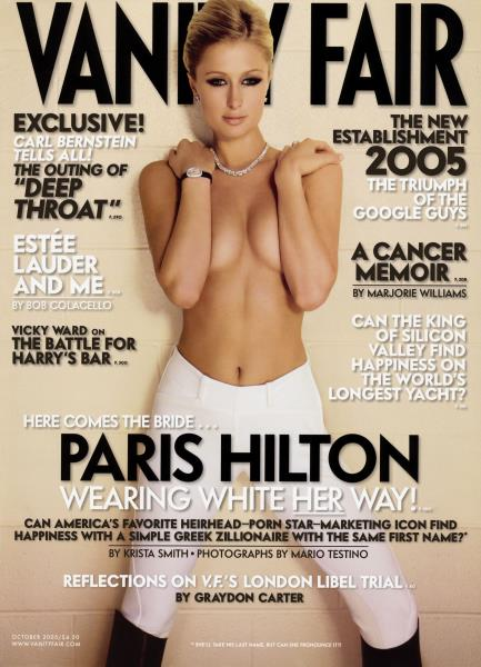 Issue: - October 2005 | Vanity Fair