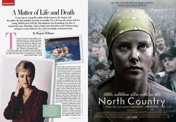 Article Preview: A Matter of Life and Death, October 2005 | Vanity Fair
