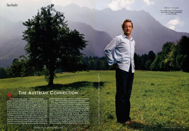 Article Preview: THE AUSTRIAN CONNECTION, October 2005 2005 | Vanity Fair