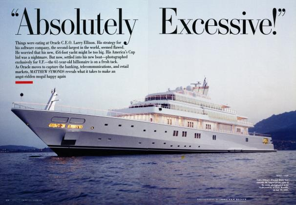 "Article Preview: ""Absolutely Excessive!"", October 2005 