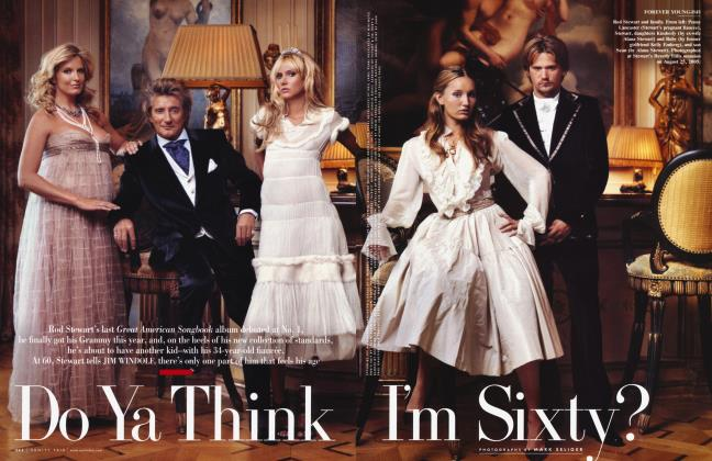 Article Preview: Do Ya Think I'm Sixty?, November 2005 2005 | Vanity Fair