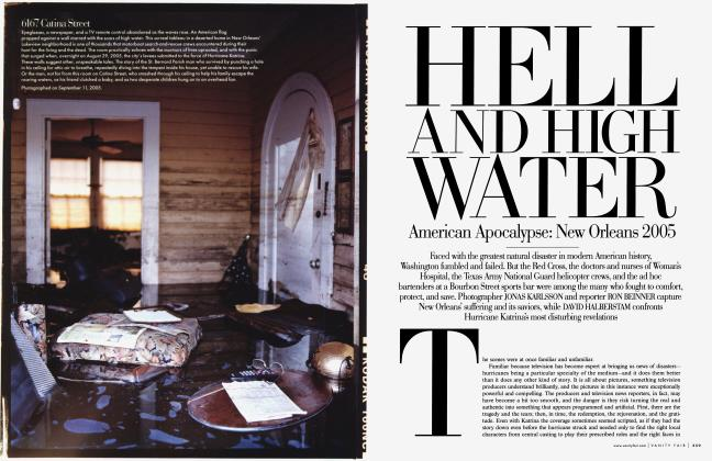 Article Preview: HELL AND HIGH WATER American Apocalypse: New Orleans 2005, November 2005 2005 | Vanity Fair