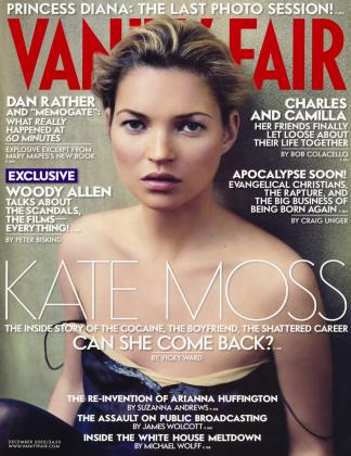 December 2005 | Vanity Fair