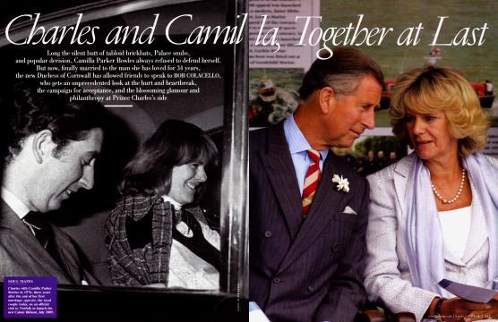 Charles and Camilla, Together at Last - December   Vanity Fair