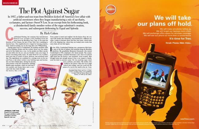 Article Preview: The Plot Against Sugar, December 2005 | Vanity Fair