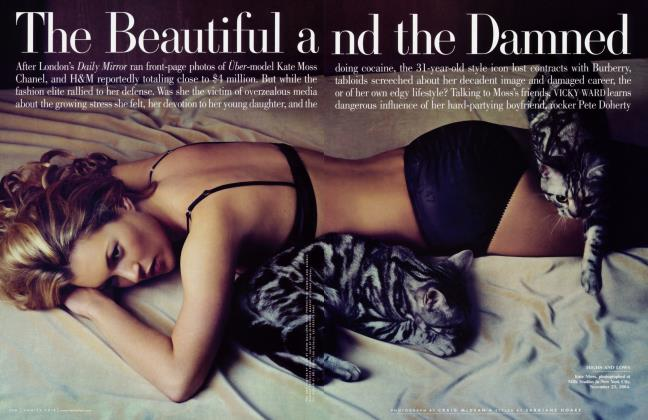 Article Preview: The Beautiful and the Damned, December 2005 | Vanity Fair