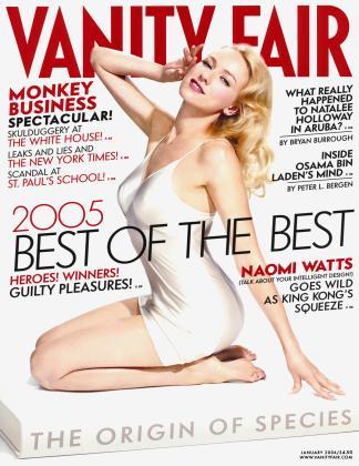 January 2006 | Vanity Fair