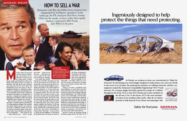 Article Preview: HOW TO SELL A WAR, January 2006 2006 | Vanity Fair