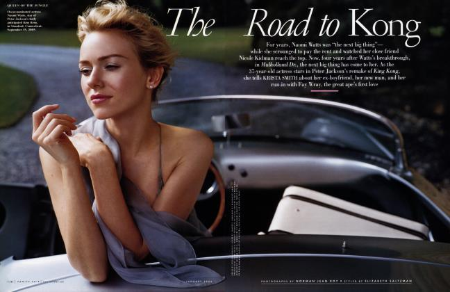 Article Preview: The Road to Kong, January 2006 2006 | Vanity Fair