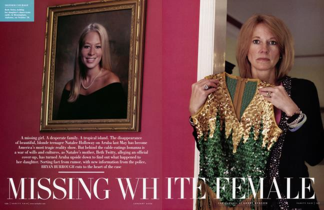 Article Preview: MISSING WHITE FEMALE, January 2006 2006 | Vanity Fair
