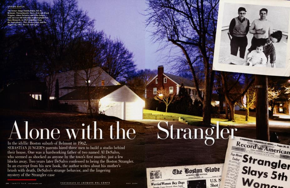 Alone with the Strangler