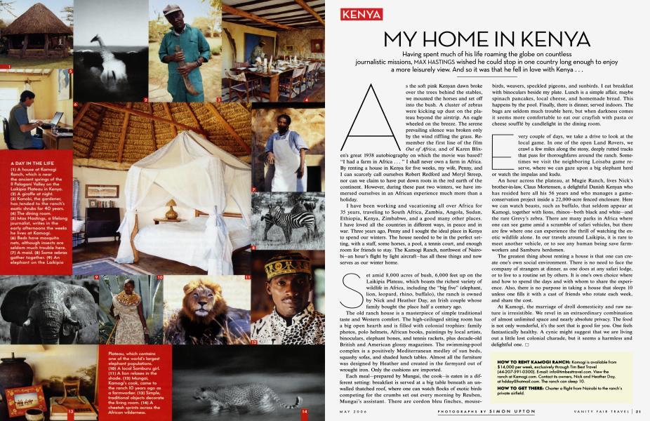 MY HOME IN KENYA