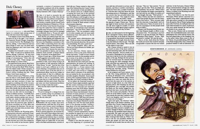 Article Preview: SKETCHBOOK, June 2006 2006 | Vanity Fair