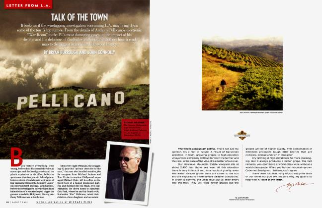 Article Preview: TALK OF THE TOWN, June 2006 2006 | Vanity Fair