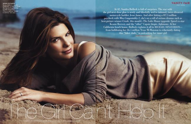 Article Preview: The Girl Can't Help It, July 2006 2006 | Vanity Fair