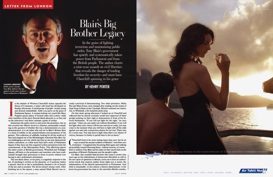 Blair's Big Brother Legacy