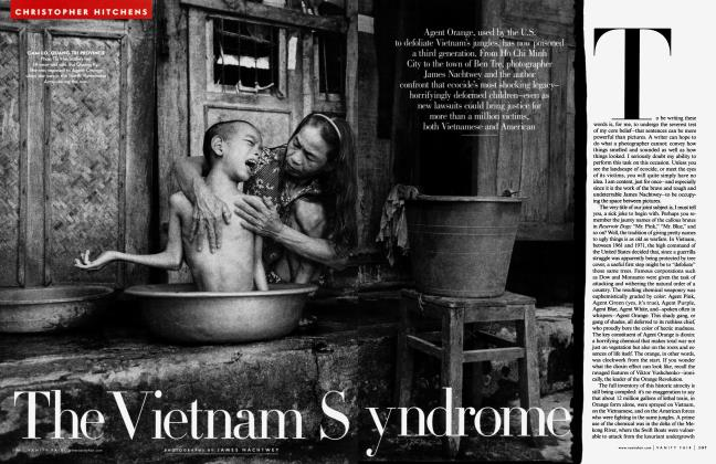 Article Preview: The Vietnam Syndrome, August 2006 2006 | Vanity Fair