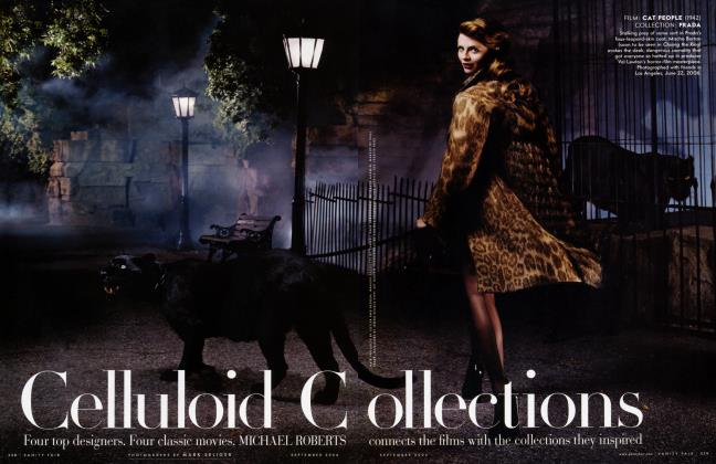 Article Preview: Celluloid Collections, September 2006 2006 | Vanity Fair