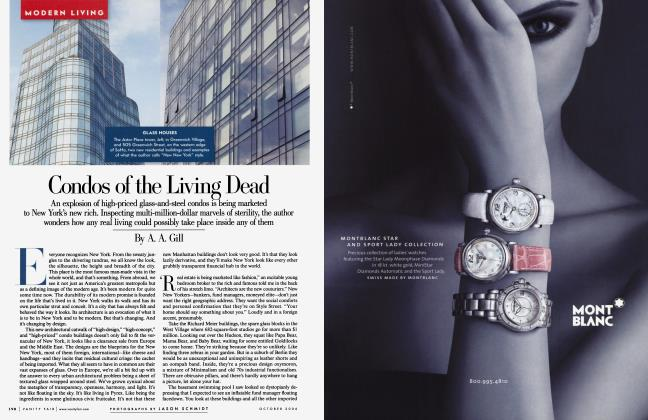 Article Preview: Condos of the Living Dead, October 2006 2006 | Vanity Fair