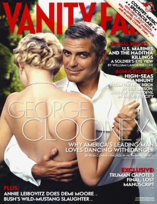 November 2006 | Vanity Fair