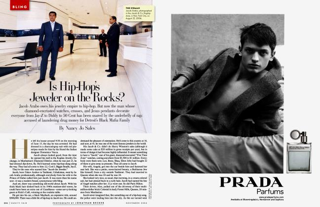 Article Preview: Is Hip-Hop's Jeweler on the Rocks?, November 2006 | Vanity Fair