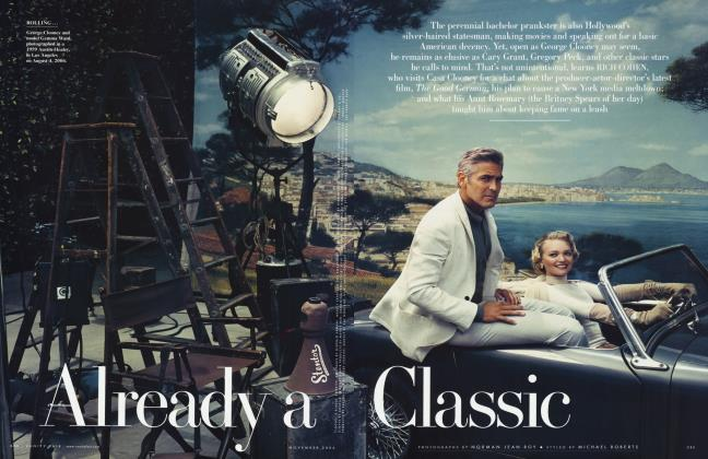 Article Preview: Already a Classic, November 2006 2006 | Vanity Fair