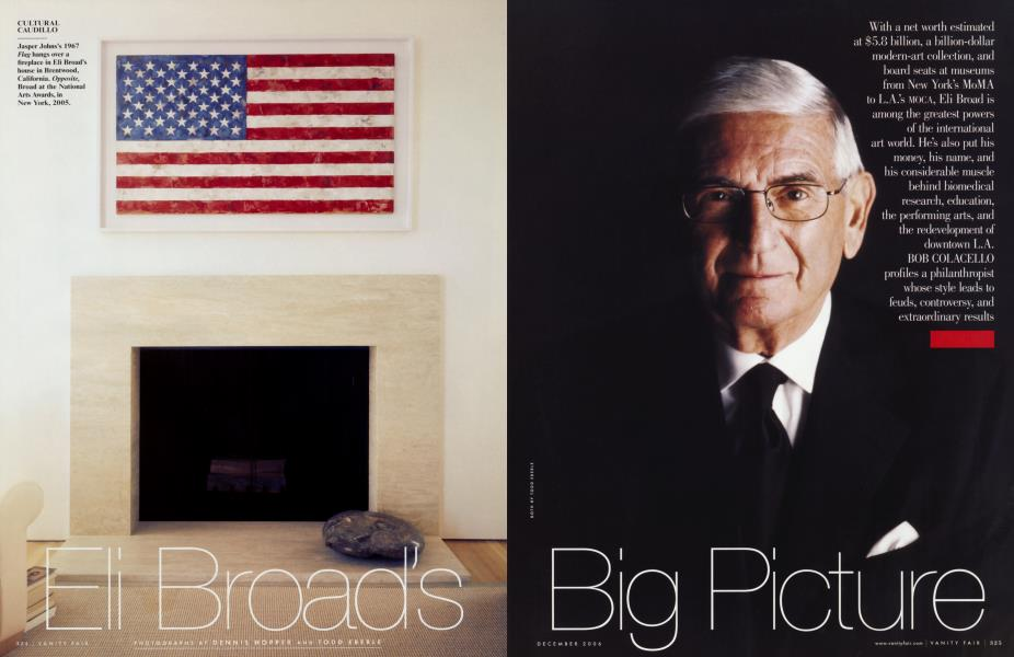 Eli Broad's Big Picture