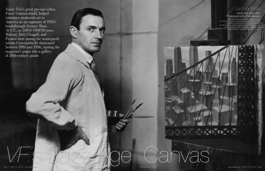 V.F.'s Jazz Age Canvas