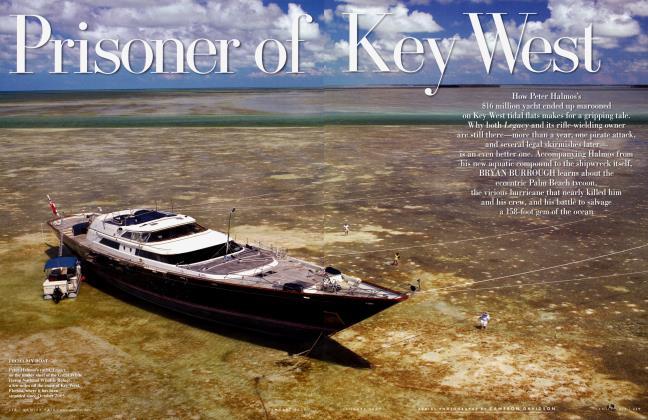 Article Preview: Prisoner of Key West, January 2007 | Vanity Fair