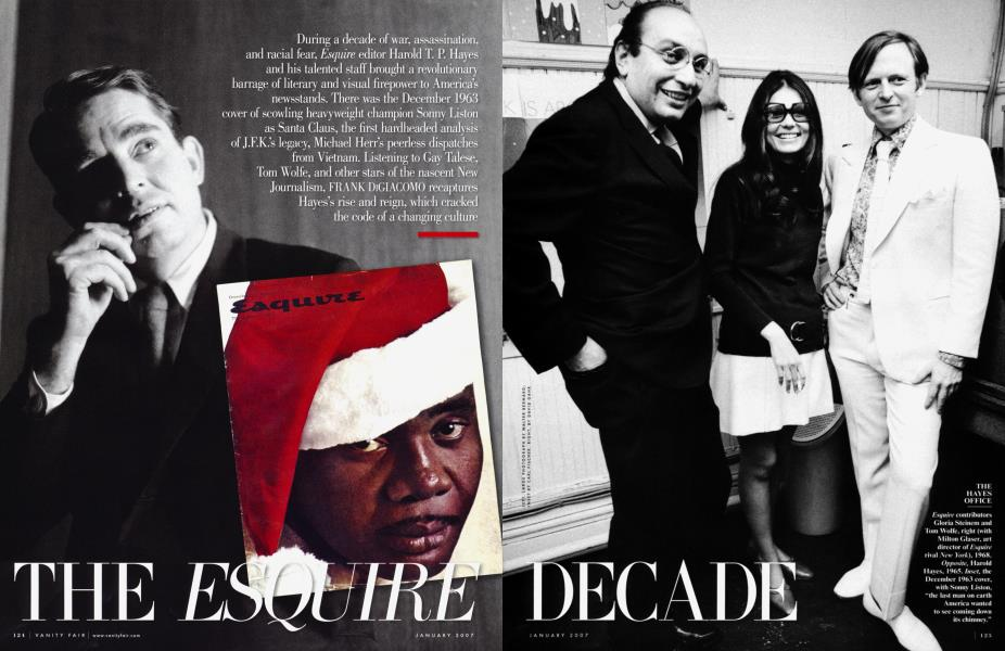 THE ESQUIRE DECADE