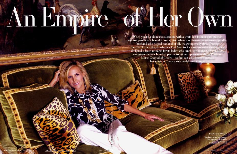 An Empire of Her Own