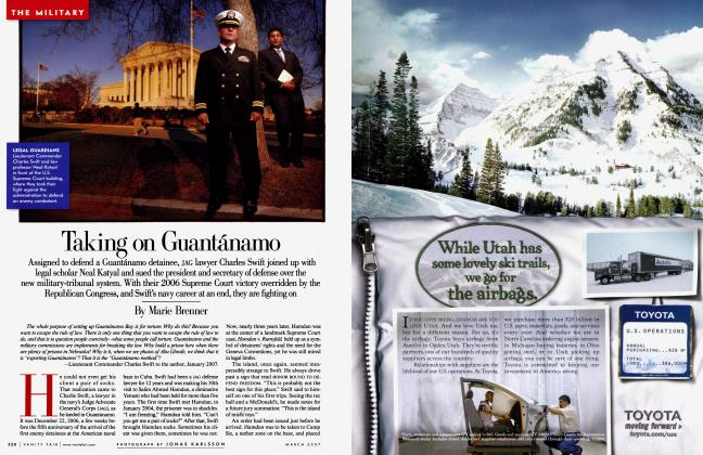 Article Preview: Taking on Guantánamo, March 2007 | Vanity Fair