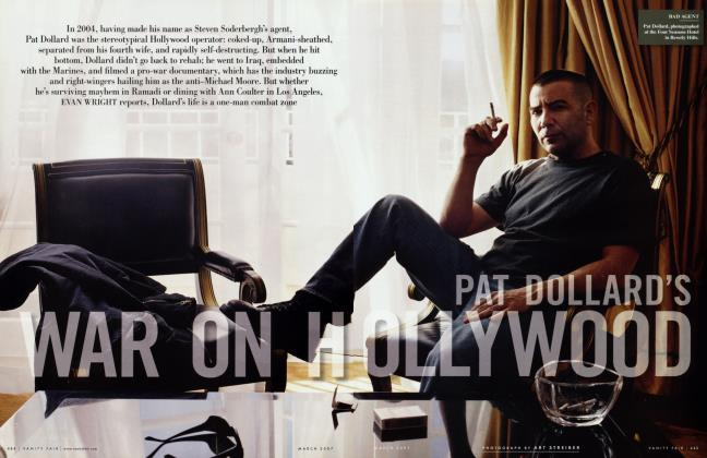 Article Preview: PAT DOLLARD'S WAR ON HOLLYWOOD, March 2007 | Vanity Fair