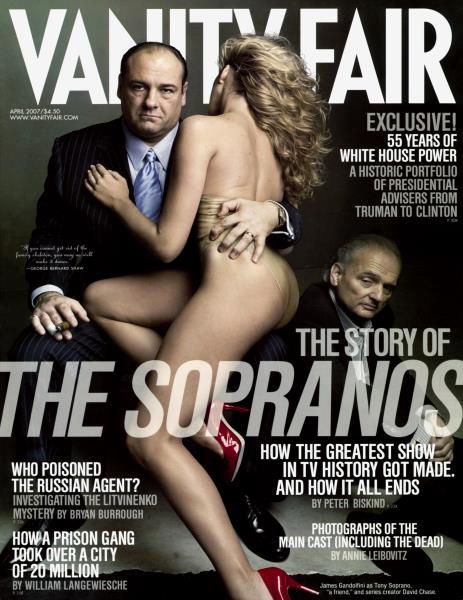 Issue: - April 2007 | Vanity Fair