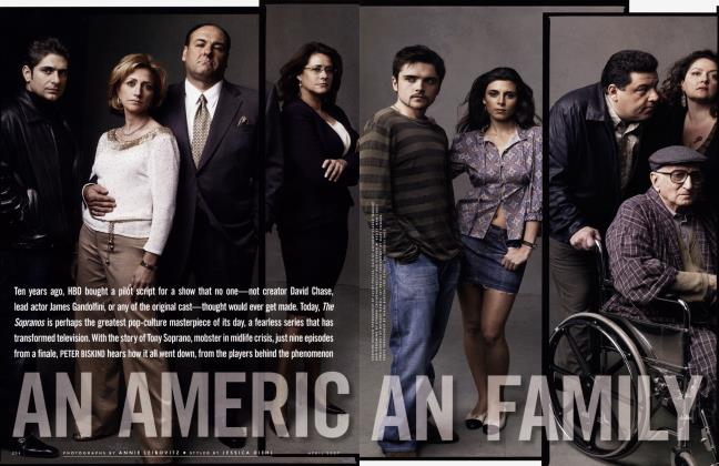 Article Preview: AN AMERICAN FAMILY, April 2007 2007 | Vanity Fair