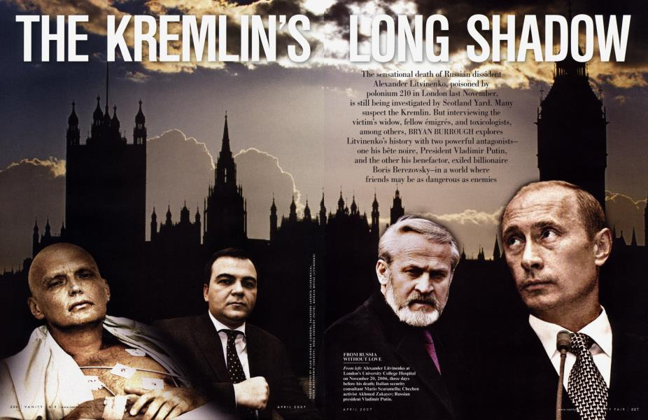 THE KREMLIN'S LONG SHADOW