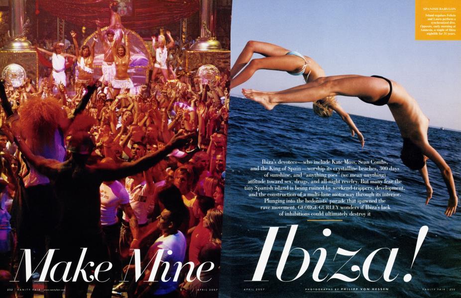 Make Mine Ibiza!