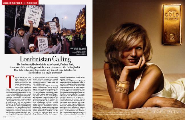 Article Preview: Londonistan Calling, June 2007 2007   Vanity Fair