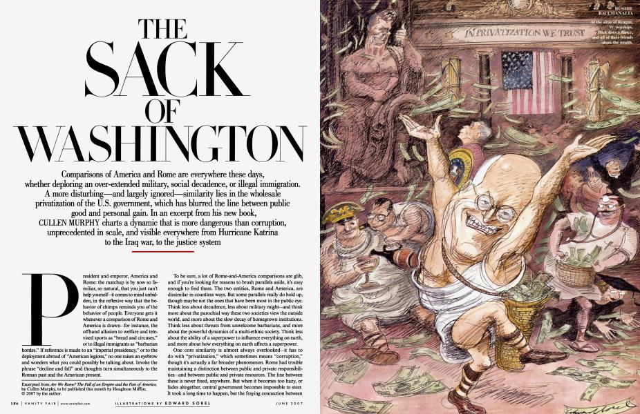 THE SACK OF WASHINGTON