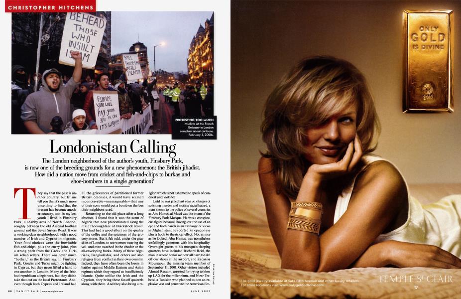 Londonistan Calling