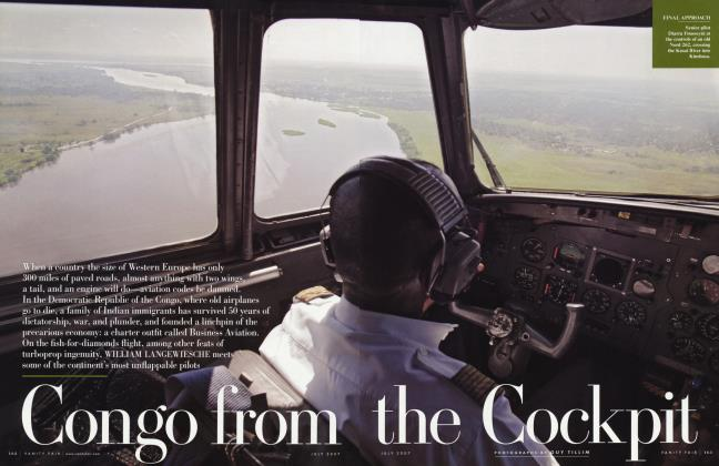 Congo from the Cockpit