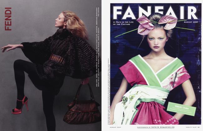 Article Preview: FANFAIR, August 2007 2007 | Vanity Fair